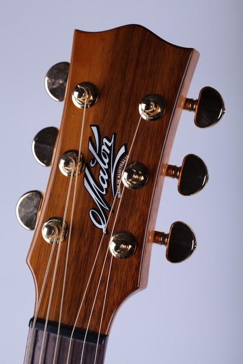 Maton TE1电箱吉他