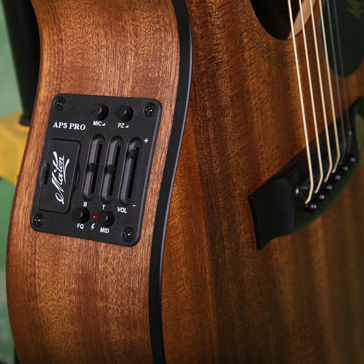 Maton EMM6 mini电箱吉他